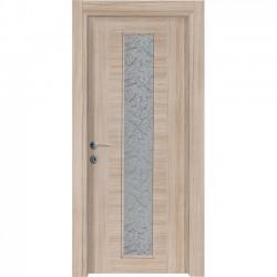H Dizayn / Cam / Açık Meşe Kaplama Kapılar