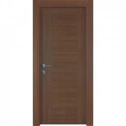 H Dizayn Koyu Ceviz Kaplama Kapılar