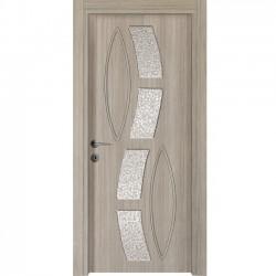 Beyaz Teak / Cam Kaplama Kapılar