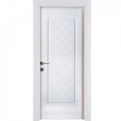 Mat Beyaz Kaplama Kapılar